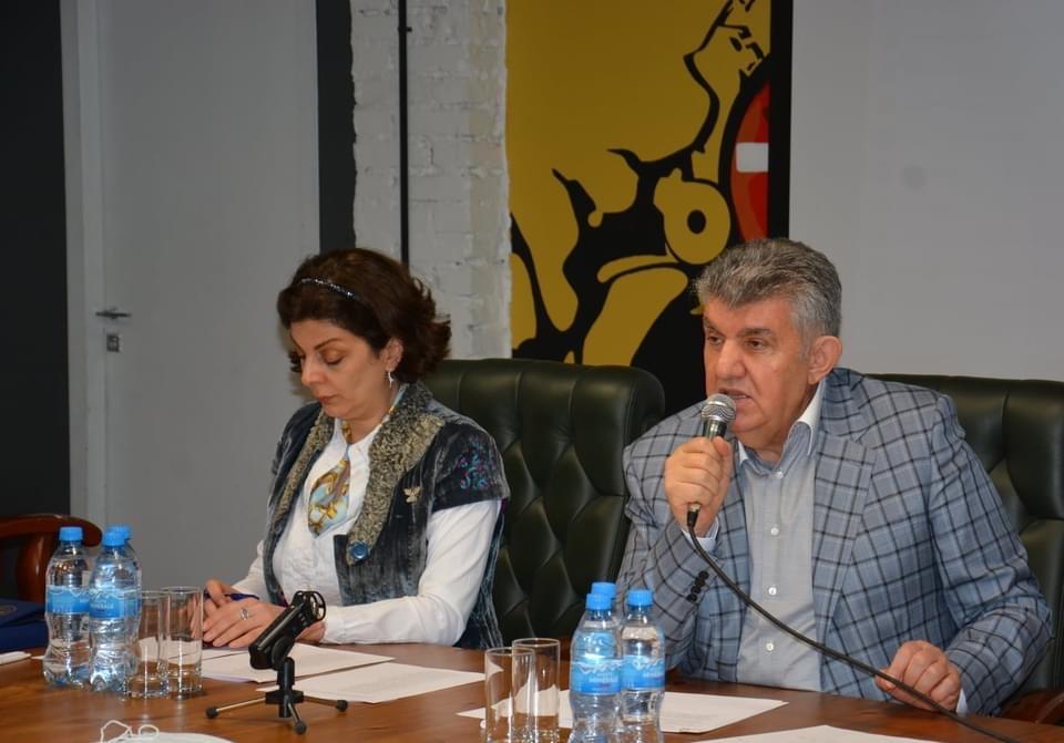 14 апреля в Москве состоялся VII внеочередной съезд Общероссийской общественной организации «Союз армян России»