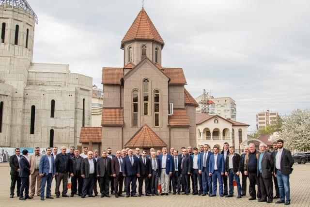 Совет Краснодарского РО САР провел очередное собрание (видео)