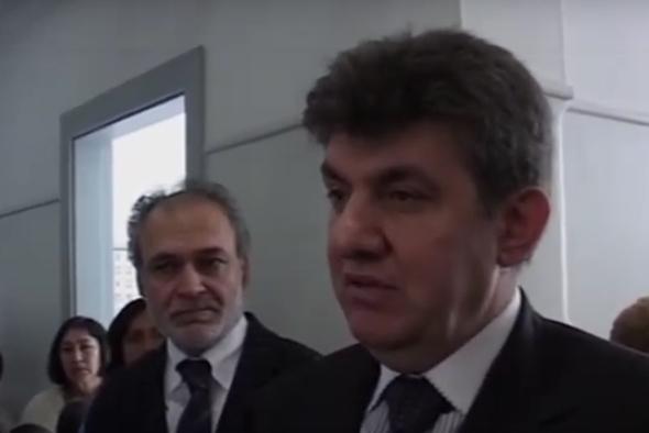 Президент САР Ара Абрамян в гостях у армянской общины в Сан-Паулу (видео)