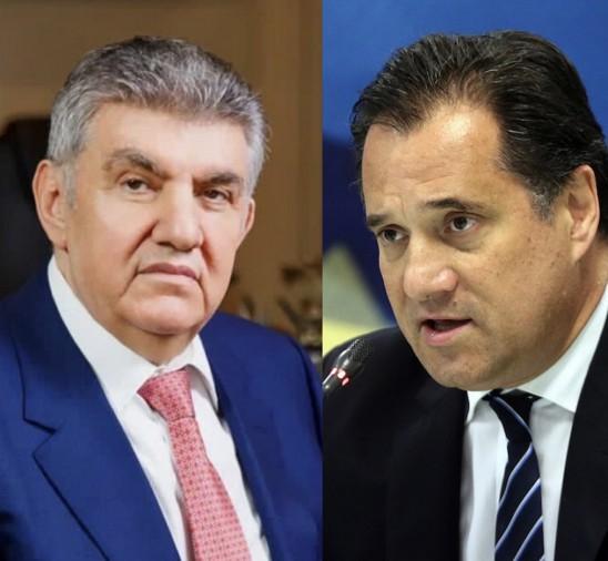 В рамках рабочей поездки в Грецию, Ара Абрамян встретился с членами правительства страны