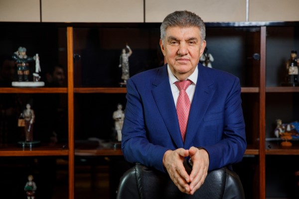 Ара Абрамян - один из немногих, кто держит своё слово», - Армянское Общество слепых (видео)