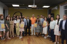 В Союзе армян России 8 июля состоялась встреча Ара Абрамяна с Ассоциацией молодёжи САР