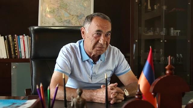 Символ поколения – Петрос Авдольян (видео)