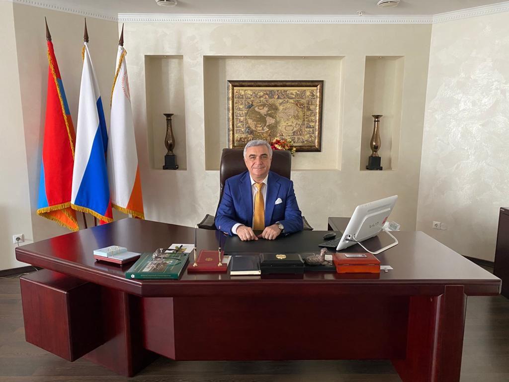 Камо Айрапетян: Работаем на укрепление межнационального мира и гражданского согласия