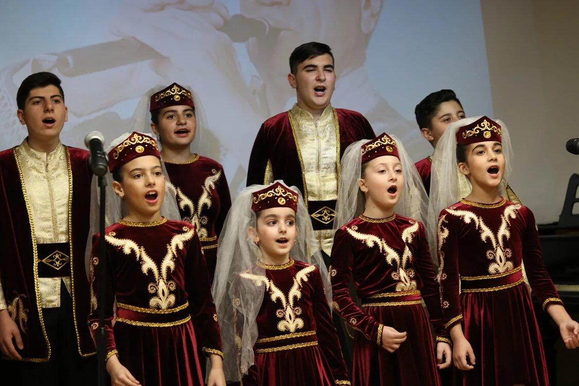 12 октября – в День рождения Дживана Гаспаряна, в Союзе армян России состоялся вечер памяти великого маэстро